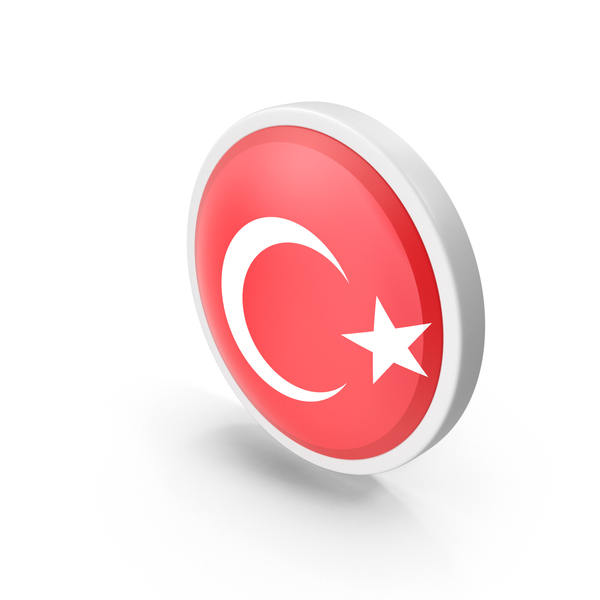 Flag Turkey PNG & PSD Images