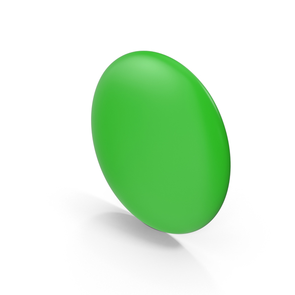 Flair Pin Green PNG & PSD Images