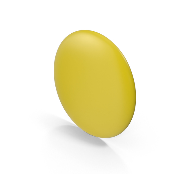 Flair Pin Yellow PNG & PSD Images