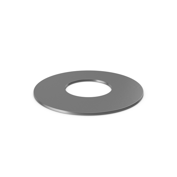 Flat Washer PNG & PSD Images