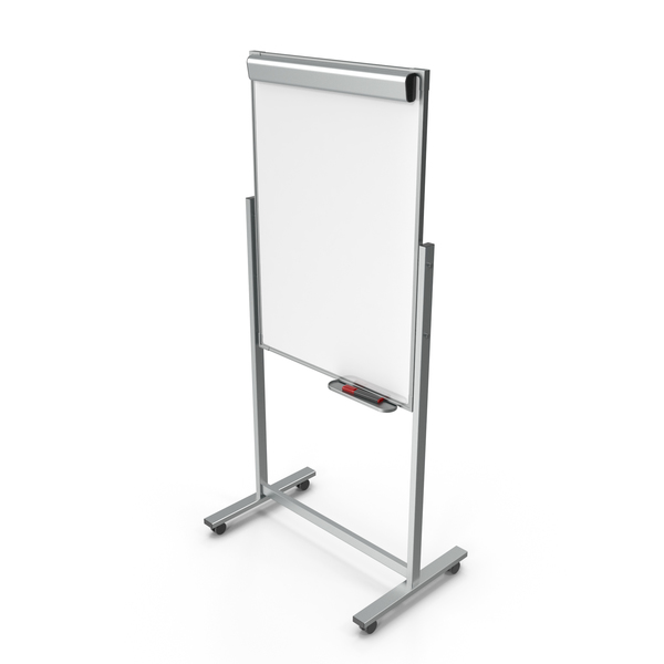 Whiteboard: Flipchart PNG & PSD Images