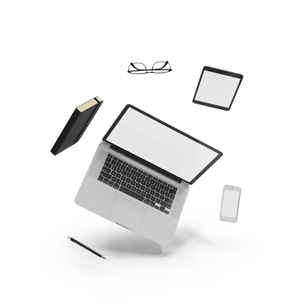 Desk: Floating Desktop PNG & PSD Images