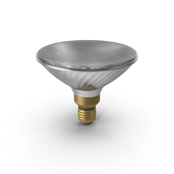 Flood Light Bulb PNG & PSD Images