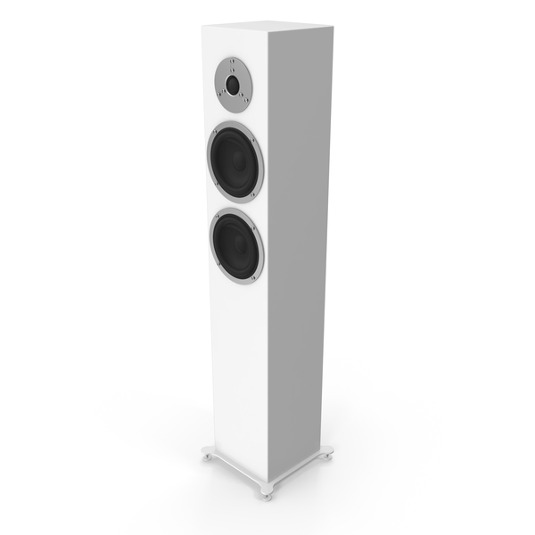 Floor Audio Speaker PNG & PSD Images