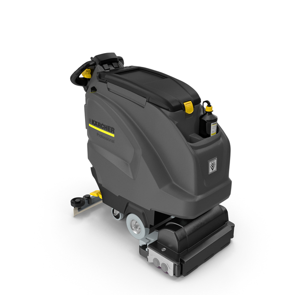 Floor Cleaner Karcher B40 PNG & PSD Images