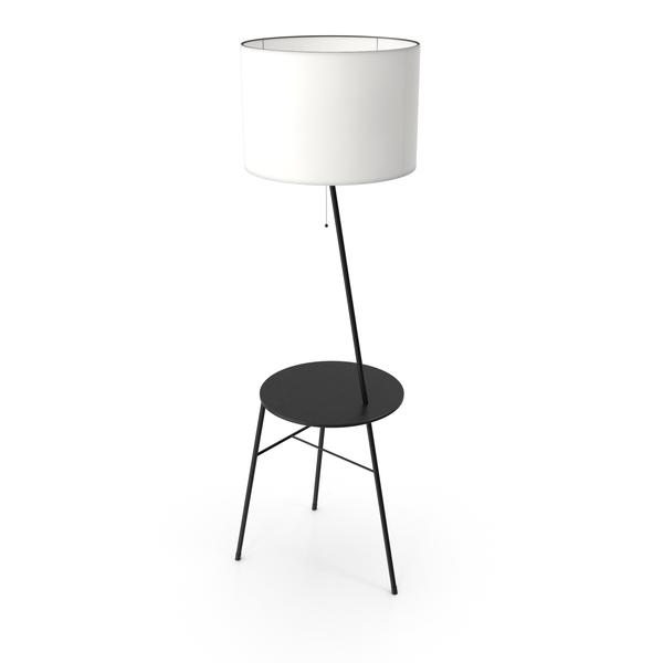 Floor Lamp Lussole Lsp-9908 PNG & PSD Images