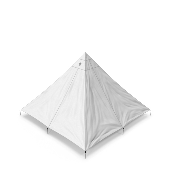 Floorless Camping Tent PNG & PSD Images