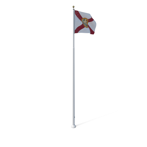 Florida State Flag Object