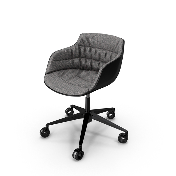 Flow Slim Chair Monaco PNG & PSD Images