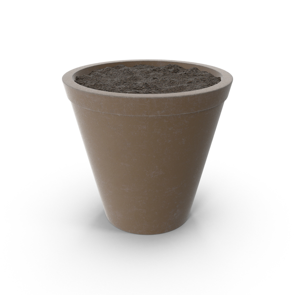 Flower Pot PNG & PSD Images