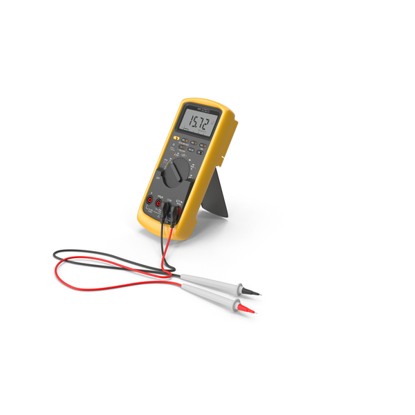 Fluke 88 Digital Multimeter PNG & PSD Images