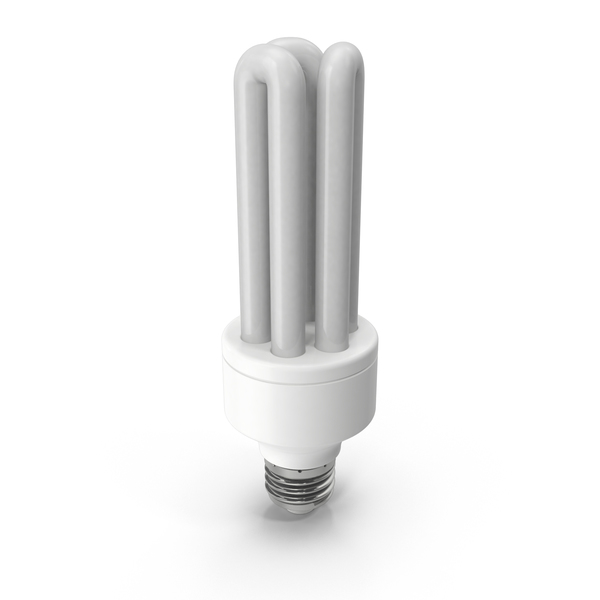 Fluorescent Lightbulb PNG & PSD Images