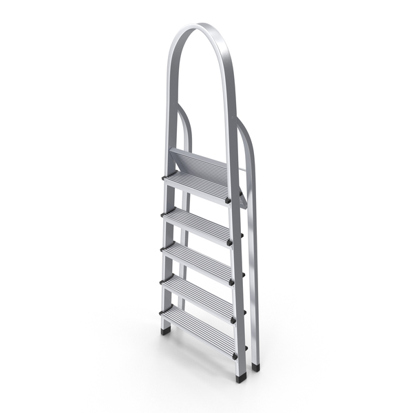 Folded Ladder PNG & PSD Images