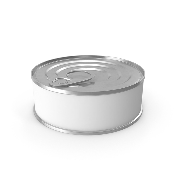 Tin: Food Can PNG & PSD Images