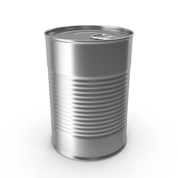 Tin: Food Can PNG & PSD Images
