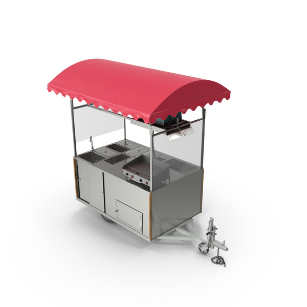 Catering: Food Cart PNG & PSD Images