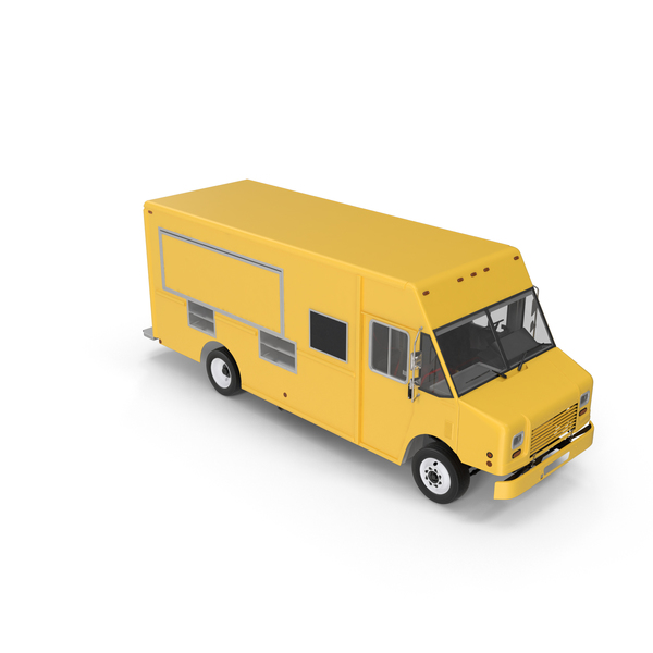 Food Truck PNG & PSD Images