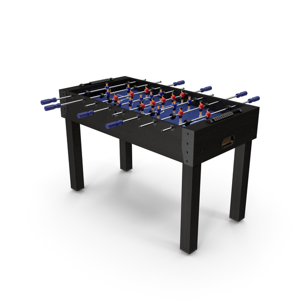 Foosball Table for Kids PNG & PSD Images