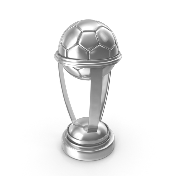 Football Cup Silver PNG & PSD Images