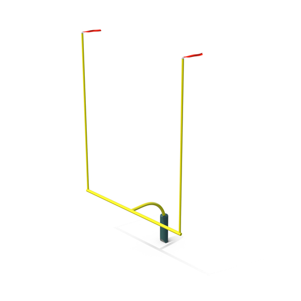 Football Uprights PNG & PSD Images