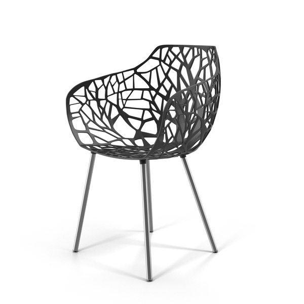 Arm Chair: Forest Armchair Object