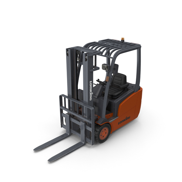 Forklift Lonking LG 16 BE PNG & PSD Images