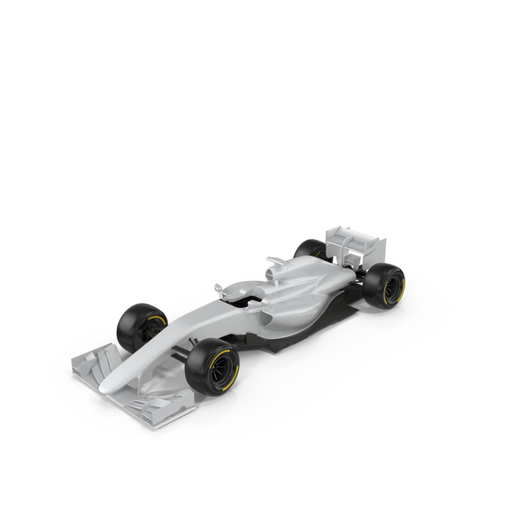 Race Car: Formula One Style PNG & PSD Images