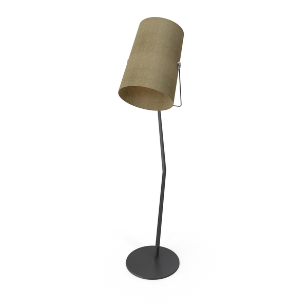 Foscarini Diesel Fork Floor Lamp PNG & PSD Images