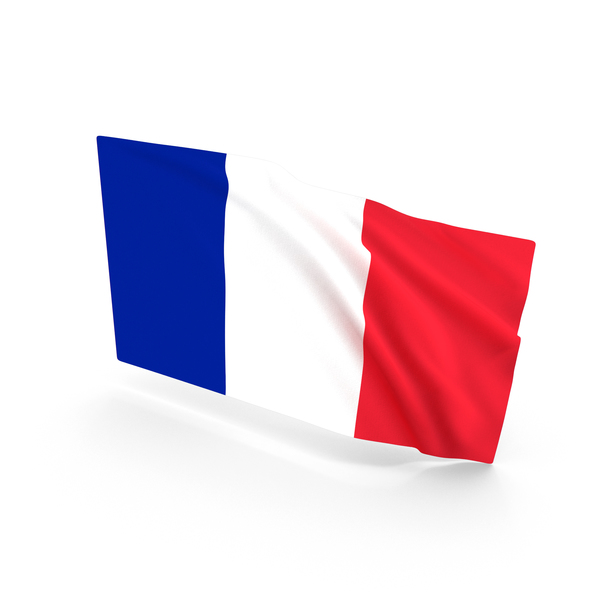 French: France Waving Flag PNG & PSD Images