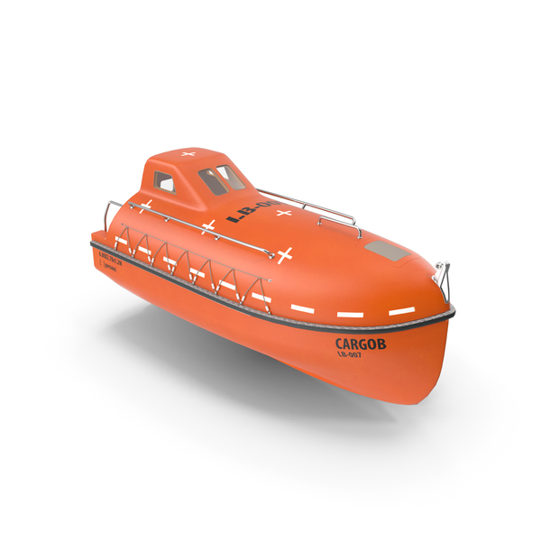 Free Fall Life Boat PNG & PSD Images