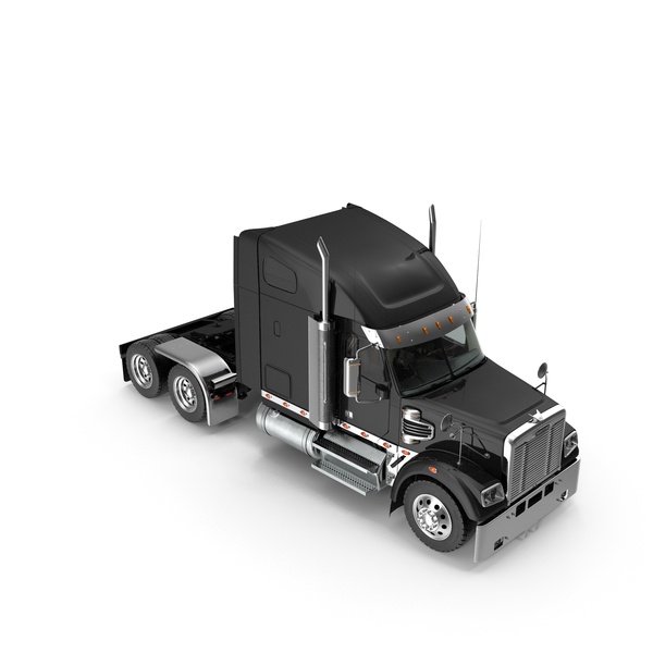 Freightliner 122SD PNG & PSD Images