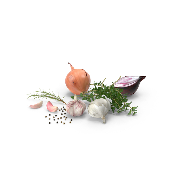 Vegetable: Fresh Cooking Ingredients PNG & PSD Images