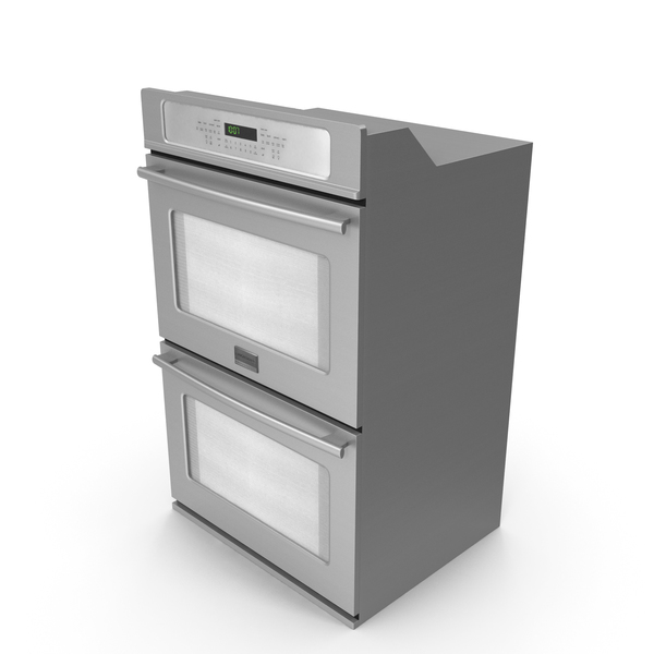 Frigidaire Double Wall Oven PNG & PSD Images