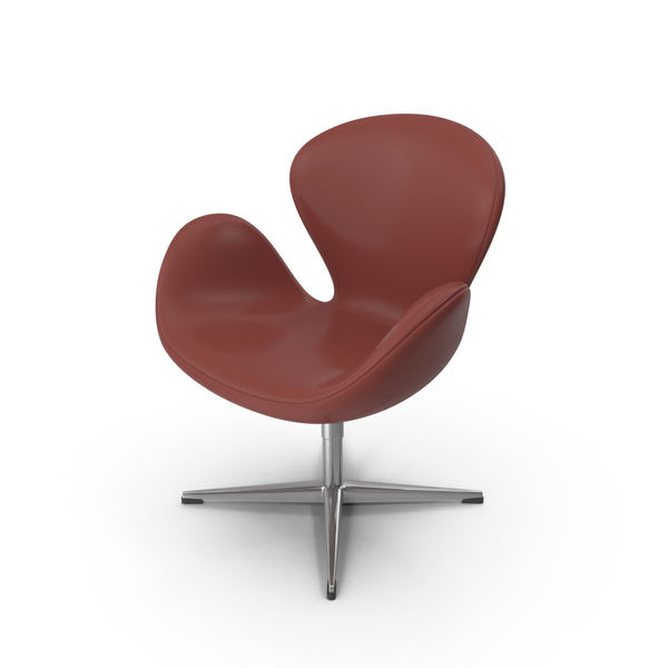 Lounge: Fritz Hansen Swan Chair PNG & PSD Images