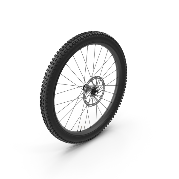 Bicycle: Front Bike Wheel PNG & PSD Images