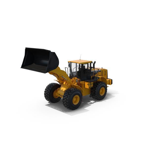 Wheel: Front End Loader PNG & PSD Images