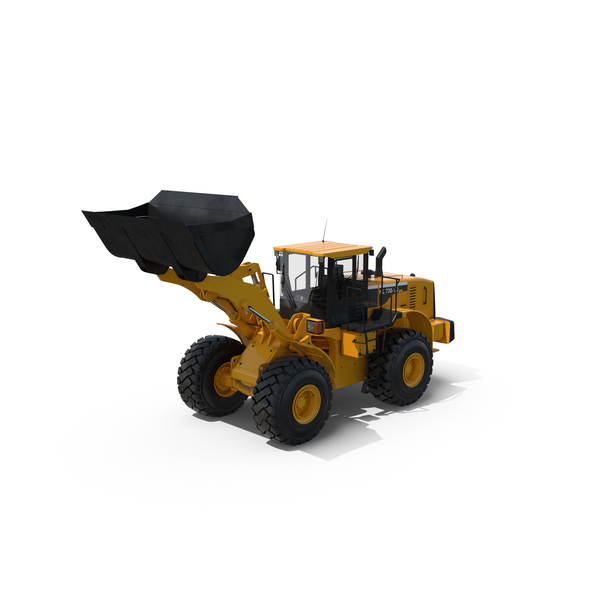 Front End Loader PNG & PSD Images