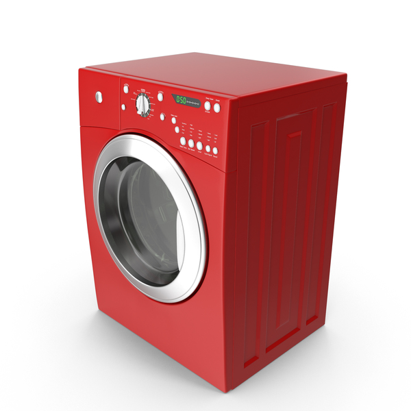 Front Loading Washer PNG & PSD Images