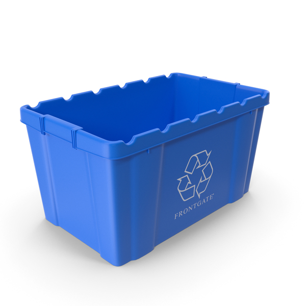 Recycling: Frontgate Recycle Bin PNG & PSD Images