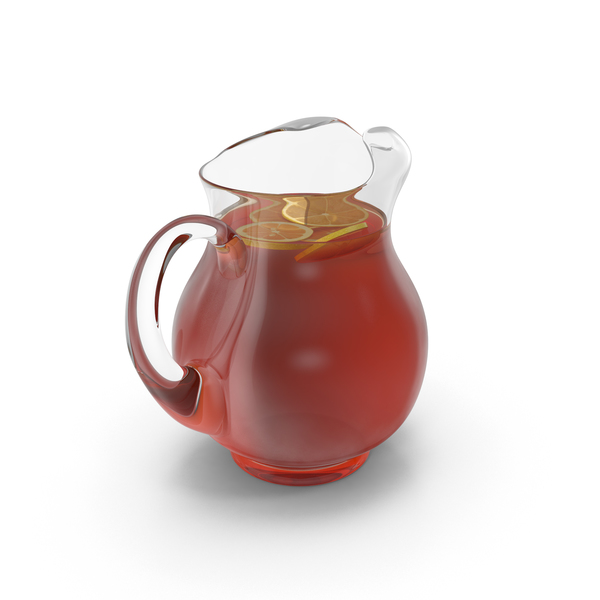 Fruit Punch Pitcher PNG & PSD Images
