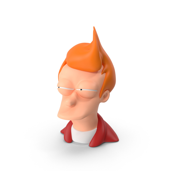 Fry Not Sure If PNG & PSD Images