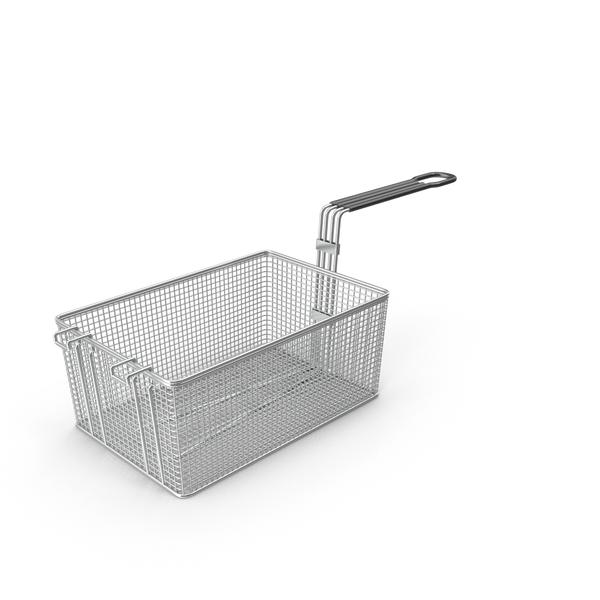 Fryer Basket PNG & PSD Images