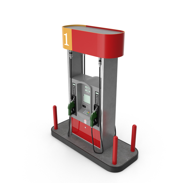 Fuel Dispenser PNG & PSD Images