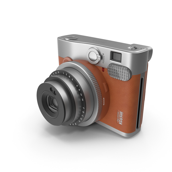 Camera: Fujifilm Instax Mini 90 PNG & PSD Images