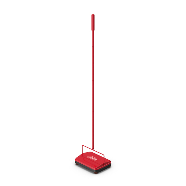 Fuller Electrostatic Carpet and Floor Sweeper PNG & PSD Images