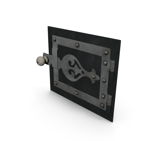 Furnace Door 2 PNG & PSD Images