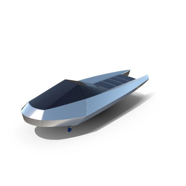 Futuristic Motorboat PNG & PSD Images