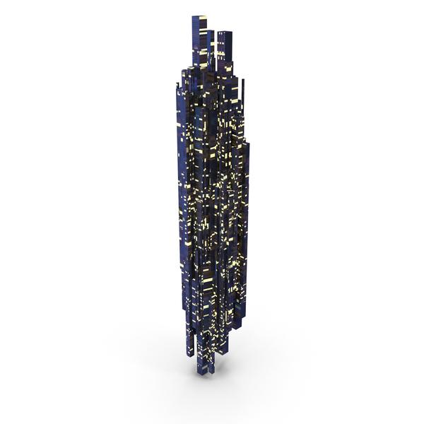 Futuristic Skyscraper PNG & PSD Images