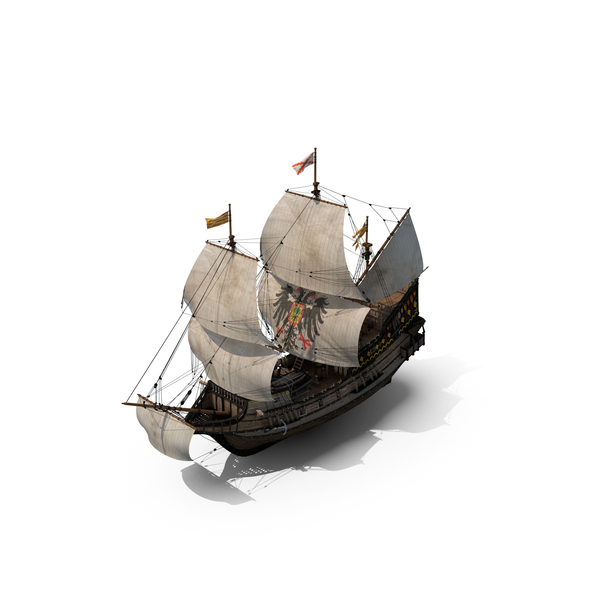 Galleon PNG & PSD Images