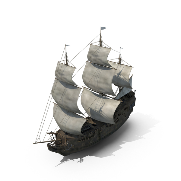 Galleon Ship PNG & PSD Images